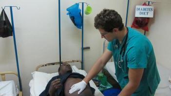 Szpital w Kenii