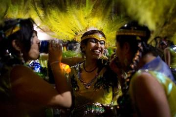 Karnawał w Boliwii