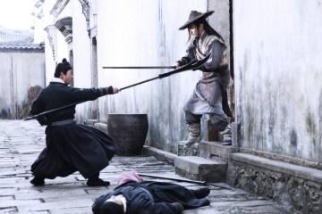 Tożsamość miecza Xu Haofeng, Chiny