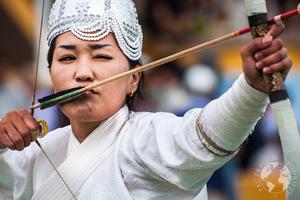 Naadam - mongolskie igrzyska