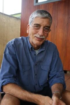 Claudio Corallo. (Fot. Emilia Wojciechowska)