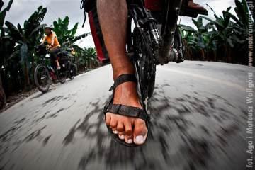 Rowerowa podróż przez Ekwador