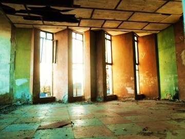 Mołdawia, Sloboda Raszkowska - dom kultury