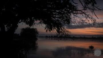 Afrykański świt nad Nilem