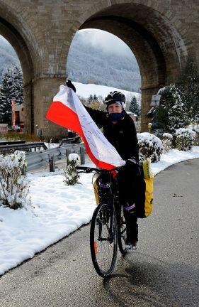 Z wizytą w Austrii (fot. Kuba Wolski)