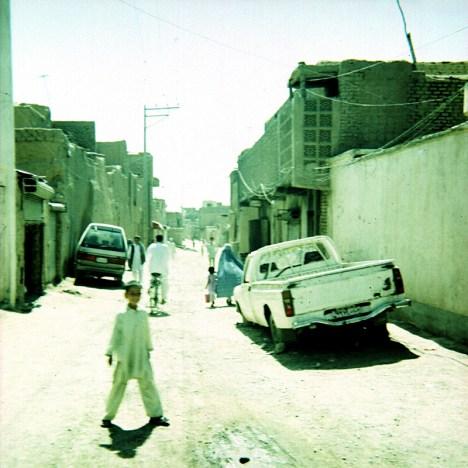 Uliczka w Heracie
