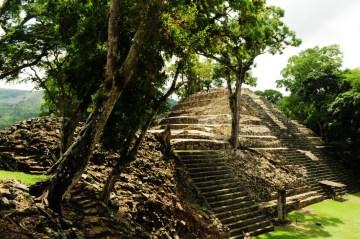 starożytne miasto Majów