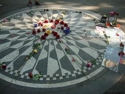 Mozaika Imagine w Central Park