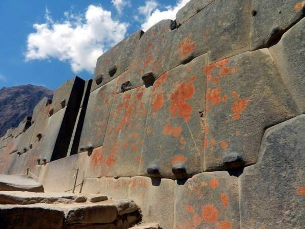 Podróż przez Peru - ruiny Ollantaytambo