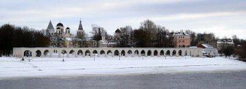 Podróż po Rosji, Nowogród Wielki