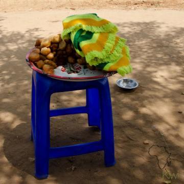 Mandazi - jedzenie w Południowym Sudanie