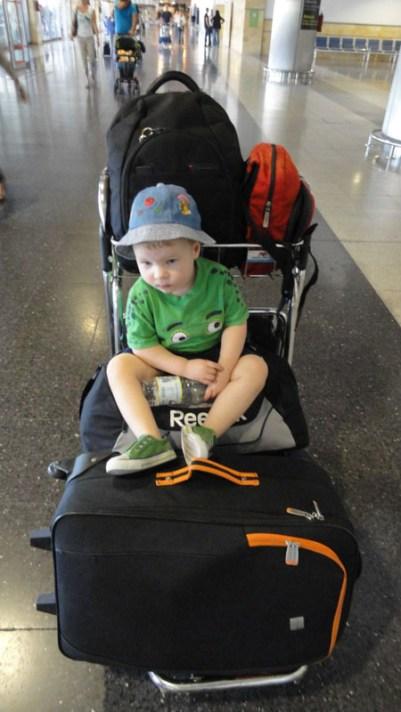 na walizkach - gran canaria