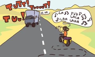 Rowerowa wycieczka do Gruzji