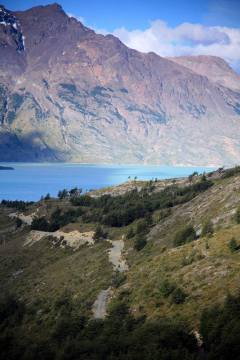 Krajobraz Chile