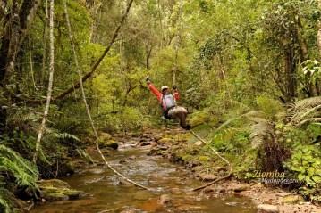 Zbyszek Sas na Madagaskarze
