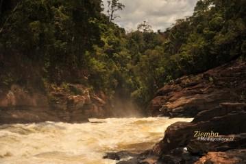 Przyroda Madagaskaru - wodospady