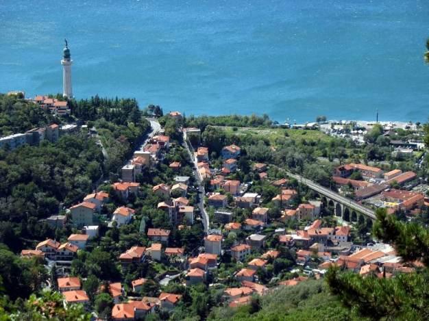 Triest - miasto we Włoszech