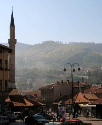 Stolica Bośni i Hercegowiny - Sarajewo