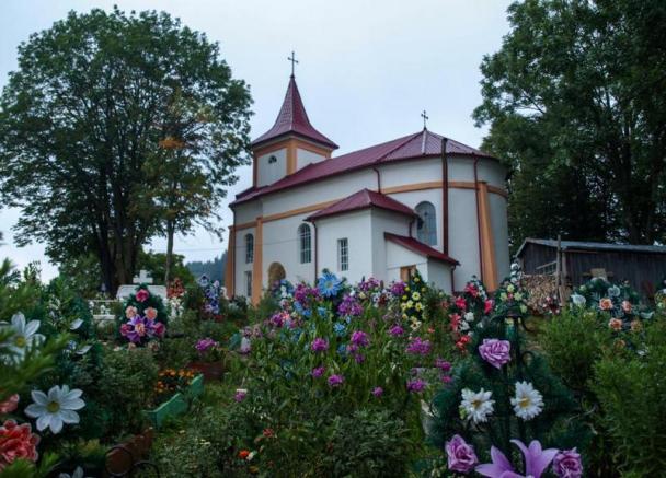 Kościół Świętej Anny. (Fot. Tomasz Sulich)