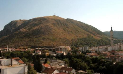 Mostar w Hercegowinie