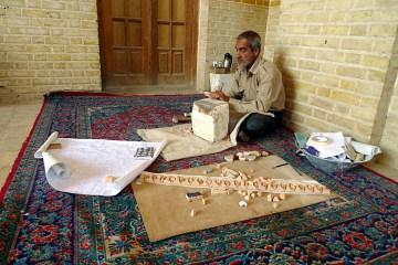 Praca w Iranie