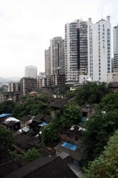 Paskudne chińskie miasto