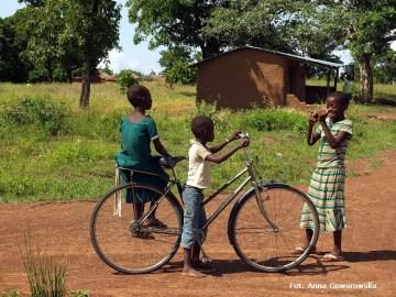 Wolontariat w Afryce. Nauka fotografii