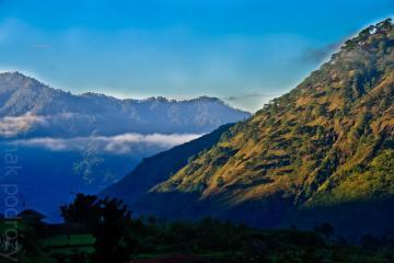 Trekking w Kordylierach. Zdjęcia z Filipin