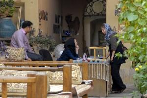 Nocleg w hostelu, Iran
