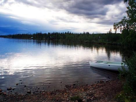 Jeziora w Sandynawii
