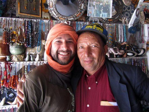 Wizyta w marokańskim sklepie