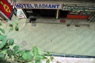 TTamel - turystyczna dzielnica Katmandu