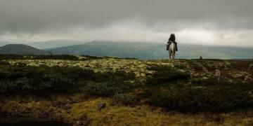 Konna wyprawa przez norweskie góry
