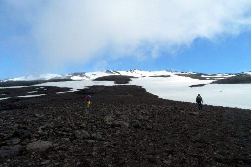 Trekking w islandzkich górach