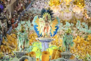 Brazylia - karnawał foto