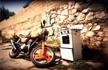 Motocykl podróżnika