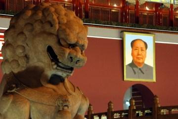 Zdjęcia z podróży do Chin - Zakazane miasto w Pekinie