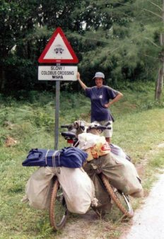 Rowerowa podróż przez Zanzibar