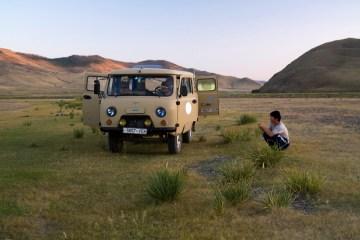 Wanem przez Mongolię - zdjęcia z podróży