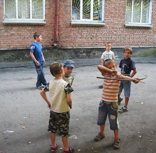 Dzieciaki z Syberii