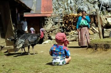 Podróż z dzieckiem przez Gwatemalę