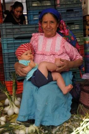 Podróż z dzieckiem przez Meksyk