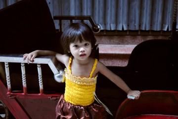 Dziewczynka z Phom Penh