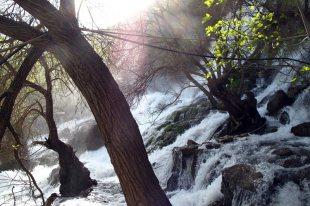 Wodospad Ahmad-Awa w irackim Kurdystanie