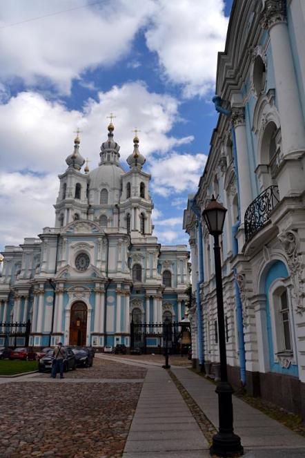 Zabytki Petersburga
