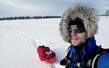 Damian Laskowski na Finlandii