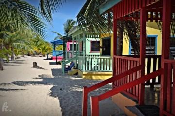 Turystyczny kurort w Belize na Karaibach