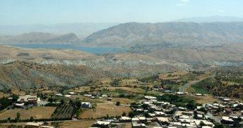 Podróż przez iracki Kurdystan - droga do Erbilu