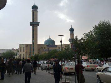 Zdjęcie z irackiego Kurdystanu