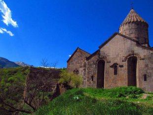 Relacja z podróży do Armenii - Tatew